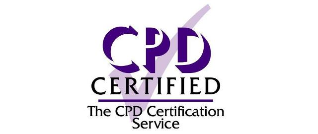Continuing Professional Development (CPD) Accreditation logo