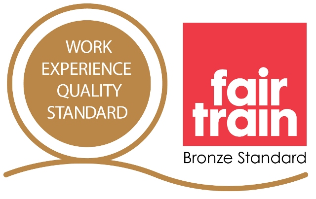 Fair Train Bronze Work Experience Quality Standard logo