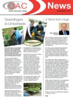 QAC News - Summer 2014