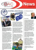 QAC Winter Newsletter 2013